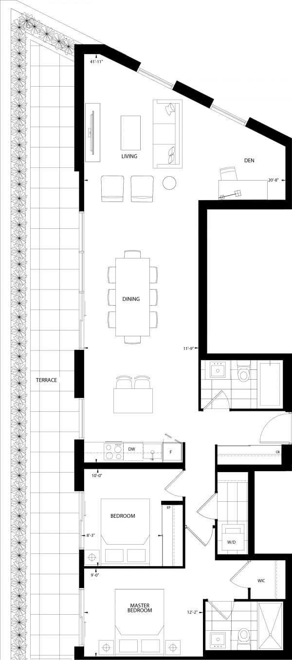 Merion Floor Plan