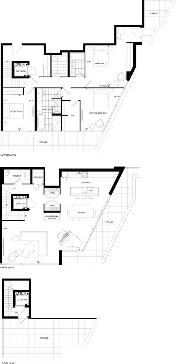 Oak Hill Floor Plan