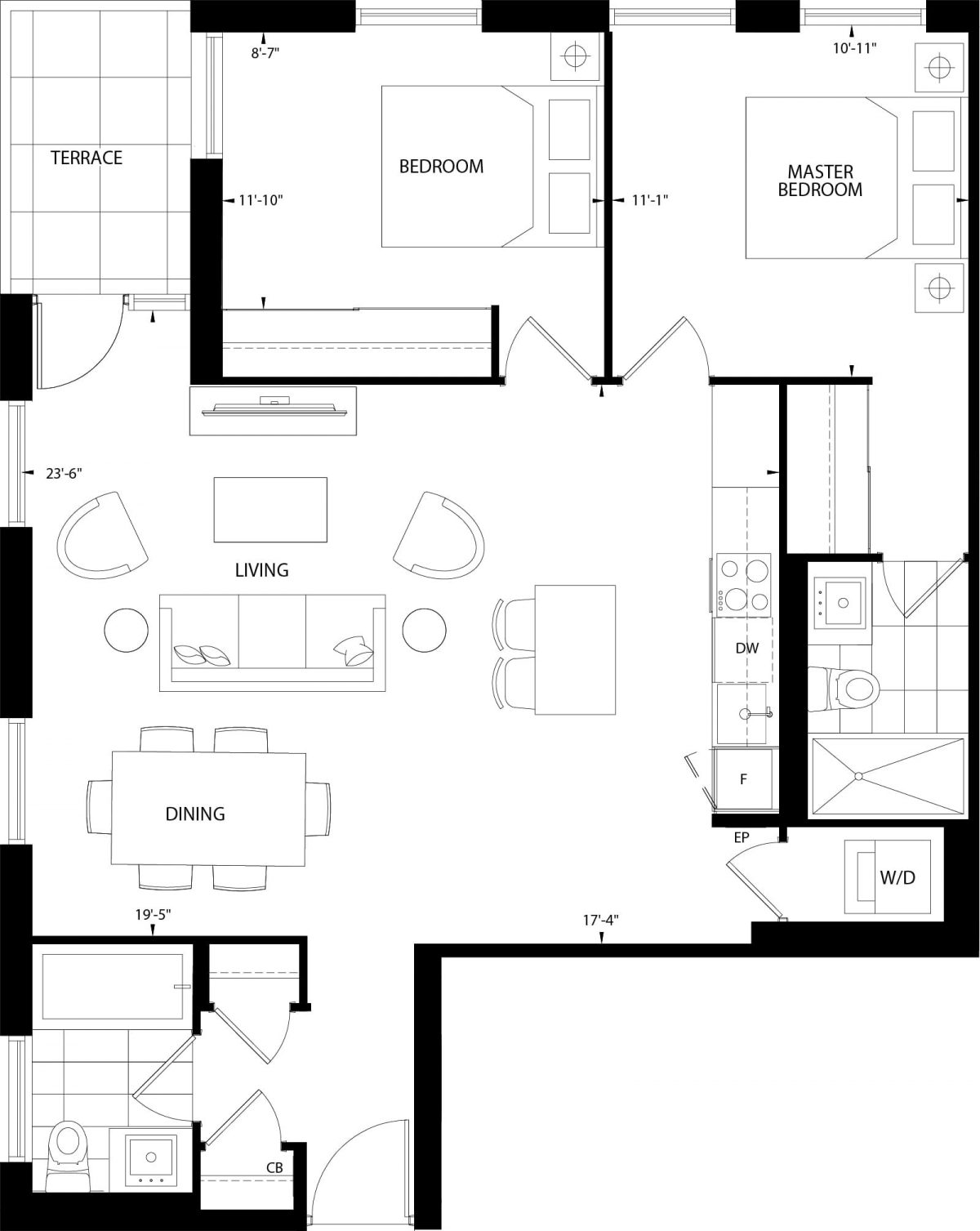 Pine Valley Floor Plan
