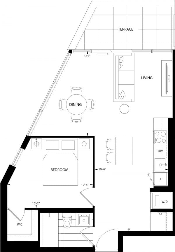St. Andrews Floor Plan