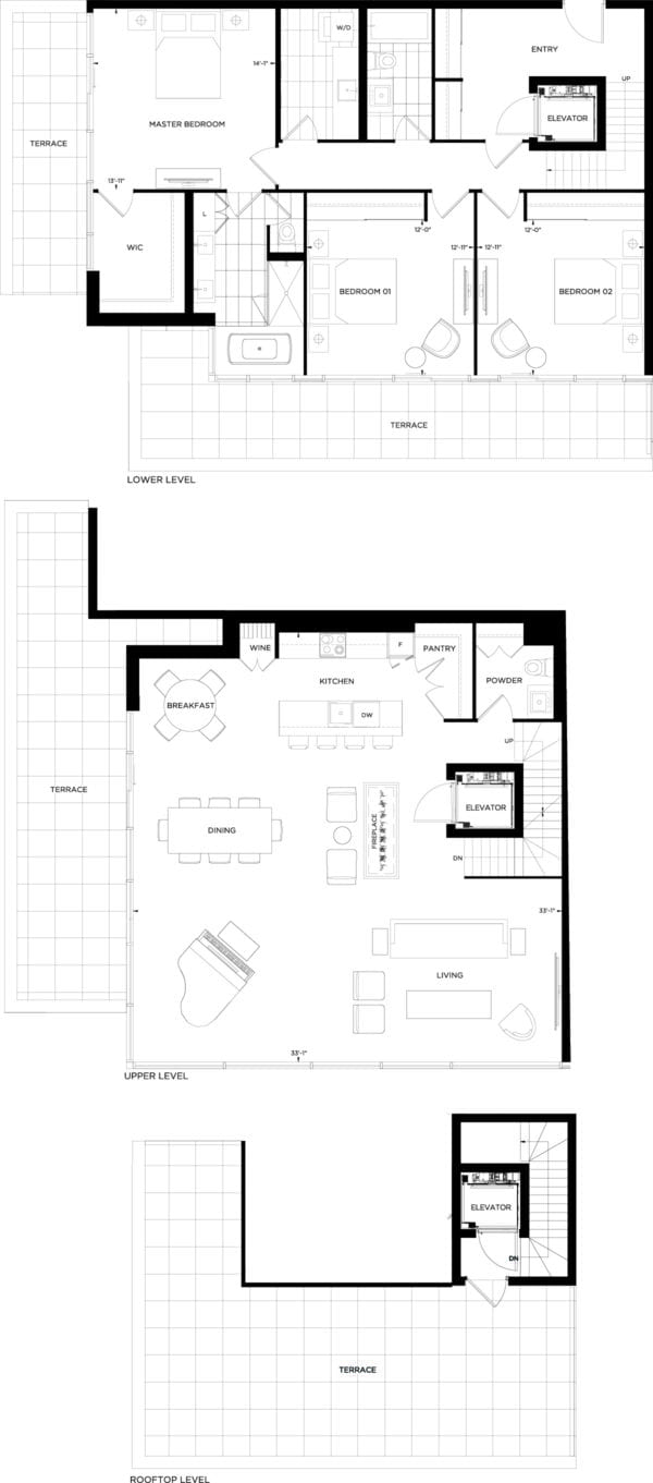 Sunningdale Floor Plan