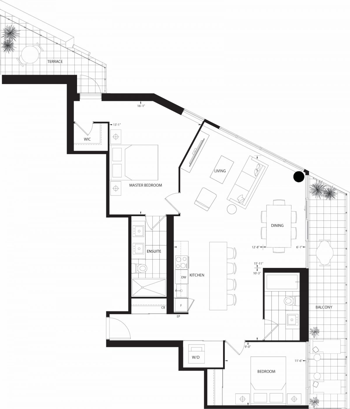 Ellerston Floor Plan
