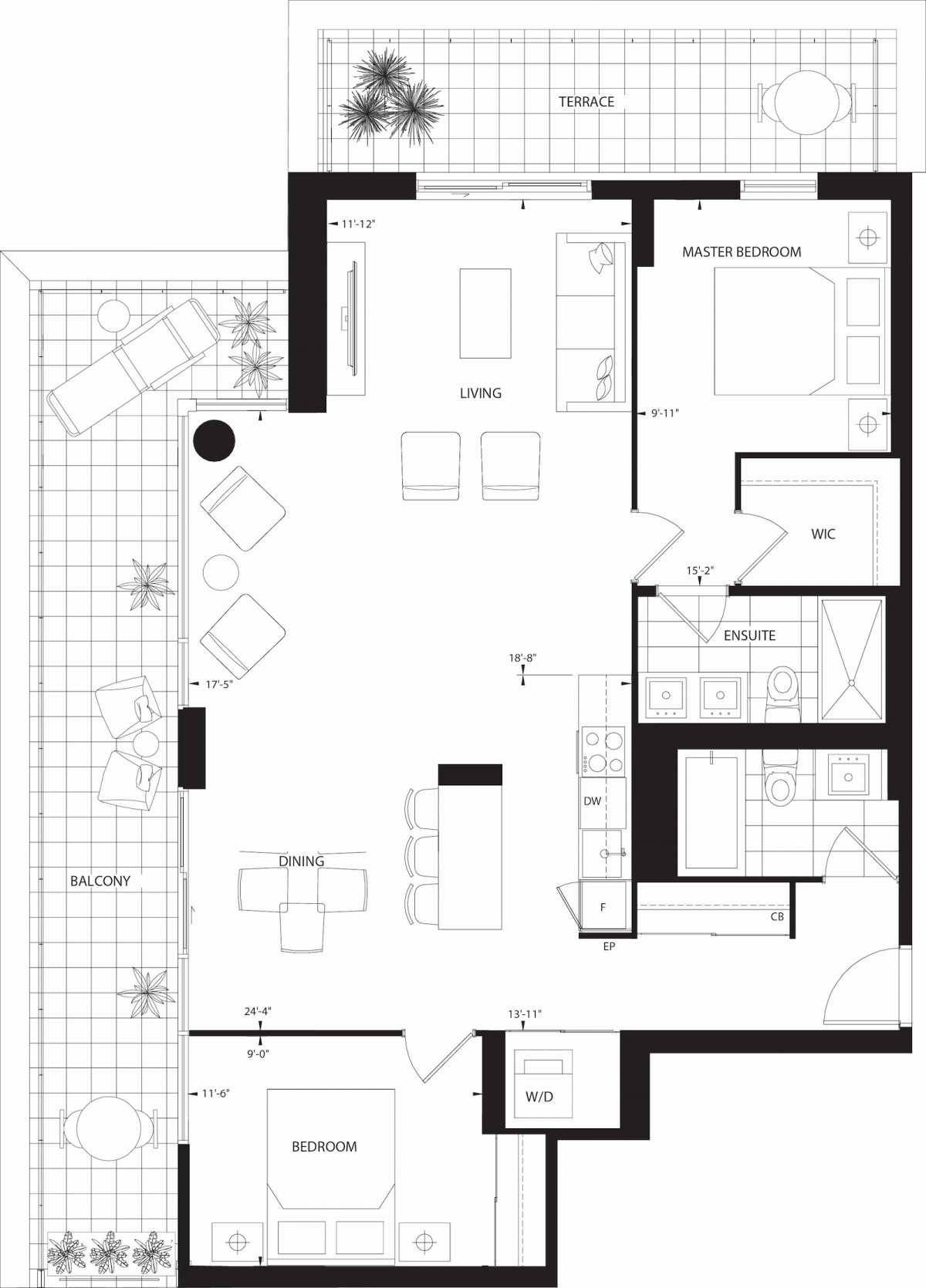 Turnberry Floor Plan